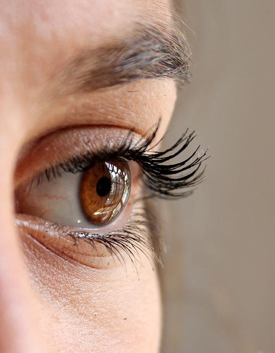 Μακιγιάζ ματιών κομμωτήριο Αρτέμιδα N Angel
