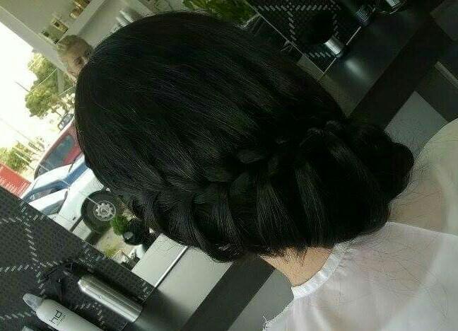 Χτένισμα κούρεμα φορμάρισμα και βαφή μαλλιών N Angel